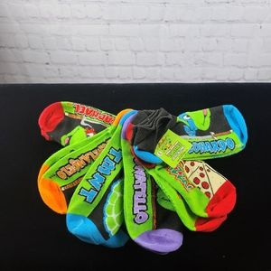 Teenage Mutant Ninja Turtles Socks